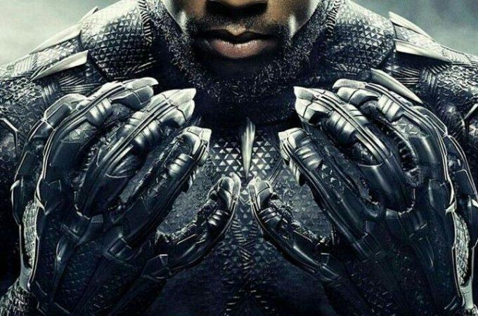 Black Panther – แบล็ค แพนเธอร์
