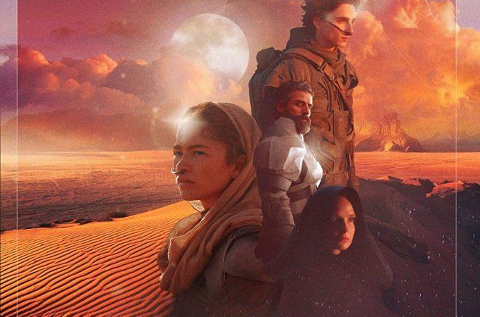ตัวอย่างหนัง Dune