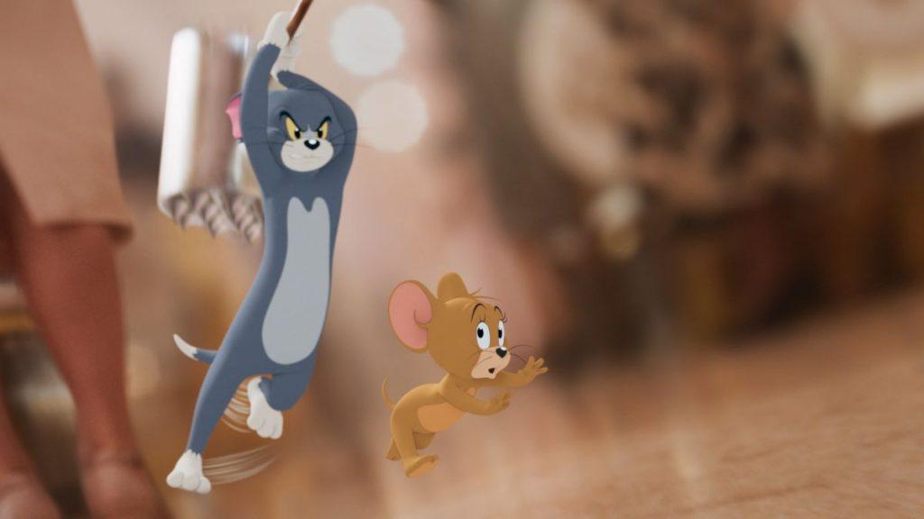 TOM & JERRY – ทอม แอนด์ เจอร์รี่