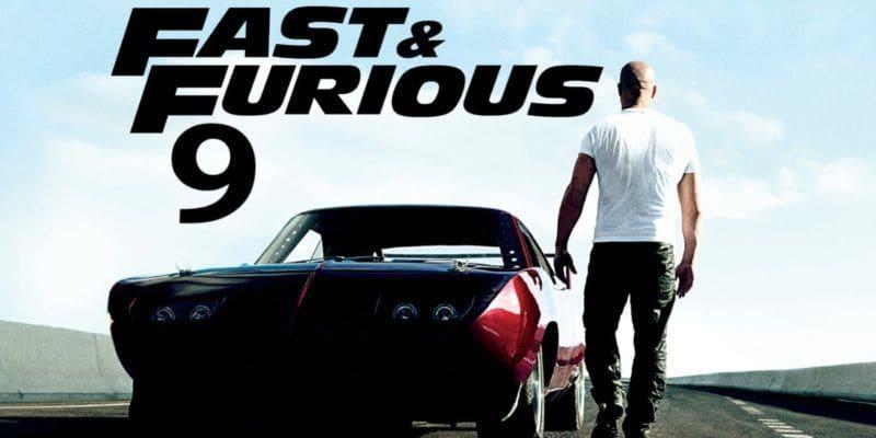 FAST AND FURIOUS 9 – เร็ว…แรงทะลุนรก 9