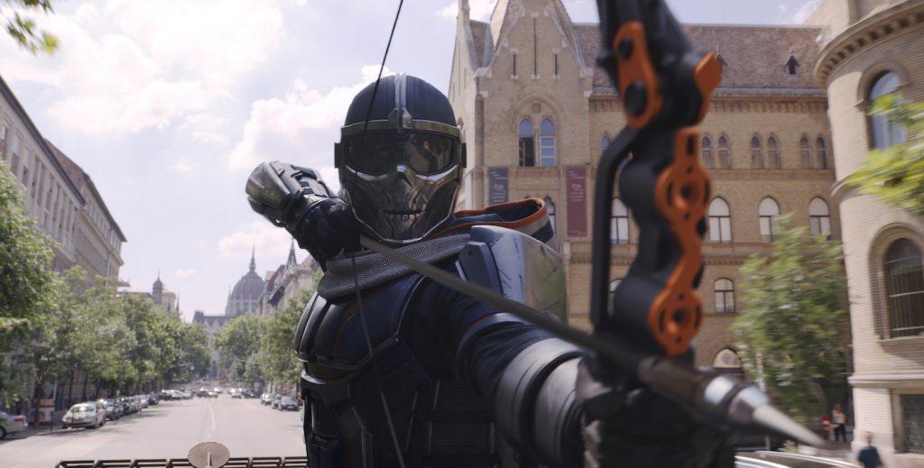 Black Widow - Taskmaster