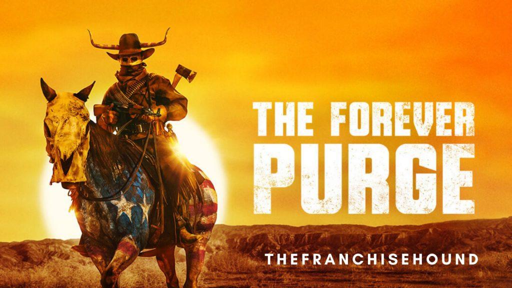 เรื่องย่อ ตัวอย่างหนัง The Forever Purge